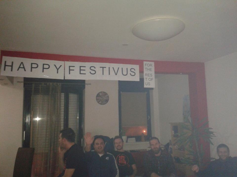 smoky festivus