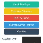 "Festivus Apps get an ""A"" for Effort"