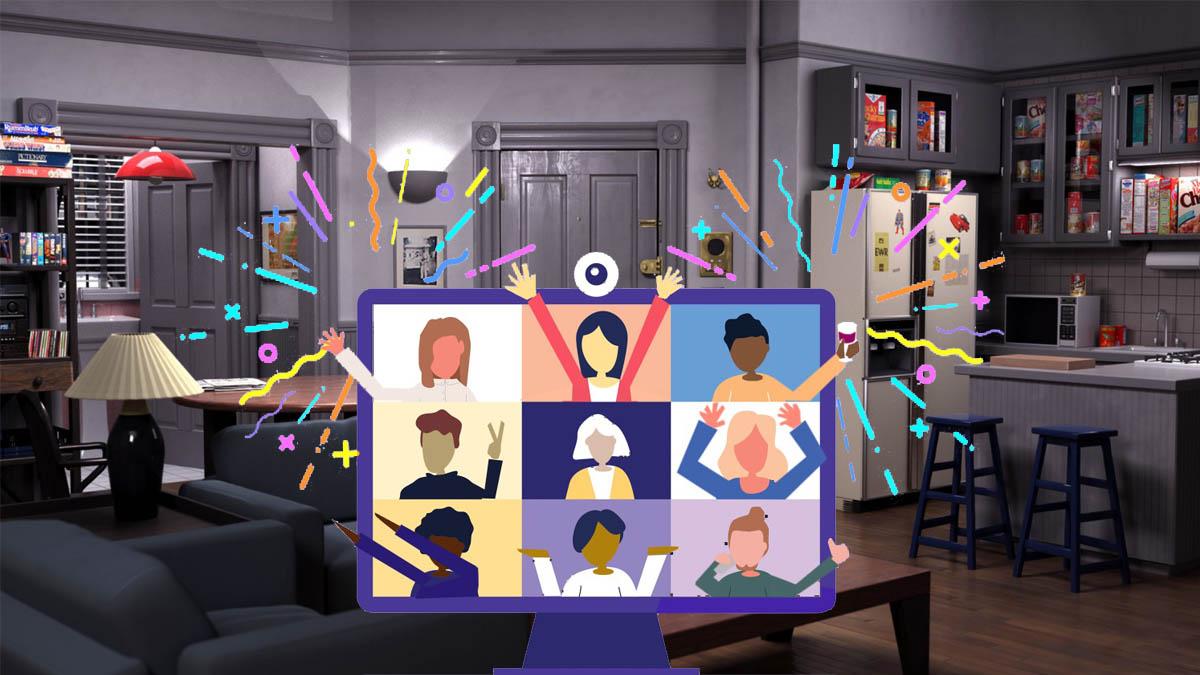 Zoom Festivus Party