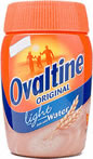 Ovaltine, the mug is round the jar is round, why don`t they call it Roundtine