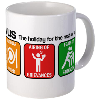 The four components of Festivus.